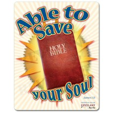 Able to Save Your Soul iron-on transfer